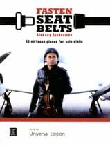 Fasten Seat Belts - Violon solo - Aleksey Igudesman - laflutedepan.com