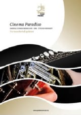 Ennio Morricone - Cinema Paradiso - Quintette à vents - Partition - di-arezzo.fr