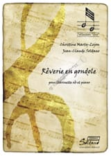 Christine Marty-Lejon - Rêverie en Gondole - Partition - di-arezzo.fr