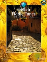 French Fiddle Tunes Traditionnels Partition Violon - laflutedepan.com