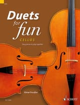 Duets for Fun - 2 Violoncelles Partition laflutedepan.com