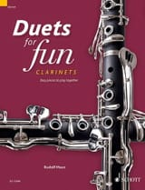 Duets for Fun - 2 Clarinettes Partition laflutedepan.com