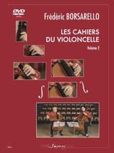 Les Cahiers du Violoncelle Volume 2 laflutedepan.com