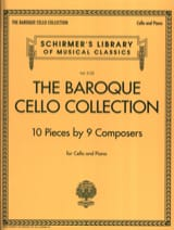 The Baroque Cello Collection - Violoncelle et piano - laflutedepan.com