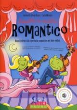 Romantico - 2 Violons Partition Violon - laflutedepan.com