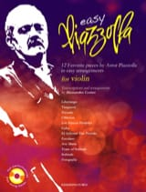 Astor Piazzolla - Easy Piazzolla - Violin - Sheet Music - di-arezzo.co.uk