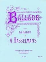 Alphonse Hasselmans - Ballade - Partition - di-arezzo.fr