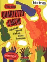 Il mio primo Quartetto d'Archi - Quatuor à cordes laflutedepan.com
