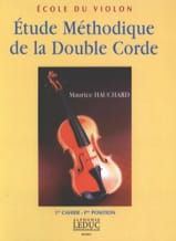 Maurice Hauchard - Methodical Study of the Double Rope Volume 1 - Sheet Music - di-arezzo.co.uk