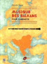 Musique des Balkans - Clarinette Gjovalin Nonaj laflutedepan.com
