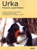 Urka Francis Laperteaux Partition Basson - laflutedepan.com