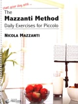 The Mazzanti Method Nicola Mazzanti Partition laflutedepan.com