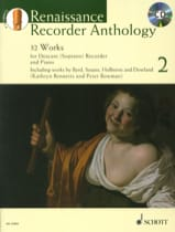 Renaissance Recorder Anthology Vol. 2 Partition laflutedepan.com