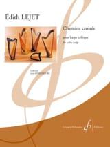 Chemins croisés - Harpe celtique Edith Lejet laflutedepan.com