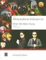 When we were young - Violon et piano laflutedepan.com