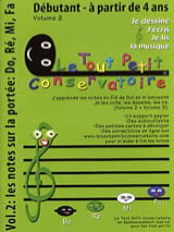Philippe Kaczmarek - I draw, write, read music - Volume 2 - Sheet Music - di-arezzo.com