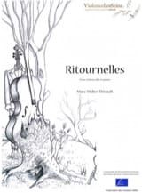 Marc-Didier Thirault - ritournelles - Sheet Music - di-arezzo.co.uk