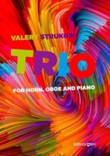 Trio - Hautbois, Cor et piano Valery Strukow laflutedepan.com