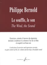 Philippe Bernold - The breath, the sound - Sheet Music - di-arezzo.com