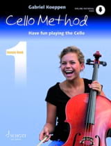 Gabriel Koeppen - Cello Method Vol. 1 - Partition - di-arezzo.fr