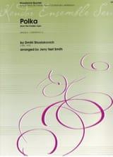 Polka CHOSTAKOVITCH Partition Quintettes - laflutedepan.com