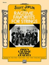 Scott Joplin - Ragtime Favorite for Strings - Complete - Partition - di-arezzo.fr