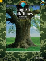Traditionnels - English Folk Tunes - Flute or 2 Flutes - Sheet Music - di-arezzo.co.uk