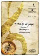 Notes de voyages - Volume 3