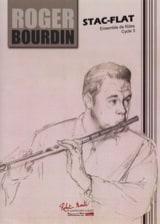 Roger Bourdin - Stac-Flat - Set di flauti e pianoforte - Partitura - di-arezzo.it