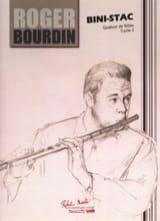 Roger Bourdin - Bini-Stac - Partitura - di-arezzo.it