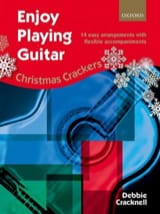 Debbie Cracknell - Enjoy Playing Guitar - Christmas Crackers - Partition - di-arezzo.fr
