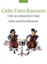 Cello Time Runners - Cello accompaniment book laflutedepan.com