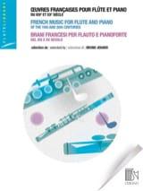 Œuvres françaises pour flûte et piano du XIXe et XXe siècle laflutedepan.com