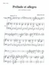 Jérôme Naulais - Prélude et Allegro - Partition - di-arezzo.fr