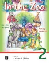In the Zoo Volume 2 Aleksey Igudesman Partition laflutedepan.com