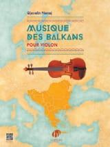Musique des Balkans Gjovalin Nonaj Partition Violon - laflutedepan.com