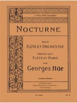 Georges Hüe - nocturne - Sheet Music - di-arezzo.co.uk