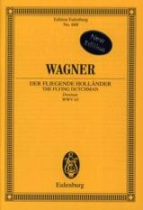 Der fliegende Holländer, Ouverture Richard Wagner laflutedepan.com