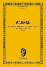 Die Meistersinger Von Nürnberg, Prelude laflutedepan.com