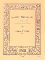 Allegro Appassionato op. 79 Joseph Jongen Partition laflutedepan.com