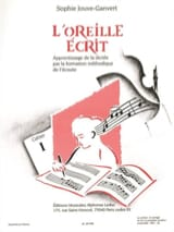 L'oreille Ecrit – Volume 1 (+ 2 CD) laflutedepan.com