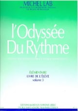 Michel Lab - The Rhythm Odyssey - Volume 3 - Student - Sheet Music - di-arezzo.co.uk