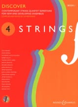 4 Strings - Discover - Book 1 Liz Partridge Partition laflutedepan.com