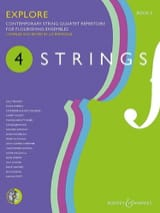 4 Strings - Explore - Book 2 Liz Partridge Partition laflutedepan.com