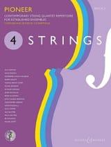 4 Strings - Pioneer - Book 3 Liz Partridge Partition laflutedepan.com