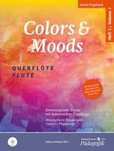 Colors & Moods Flute - Vol. 1 Sandra Engelhardt laflutedepan.com