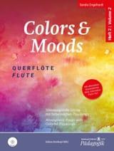 Sandra Engelhardt - Colors & Moods Flute - Vol. 2 - Partition - di-arezzo.fr