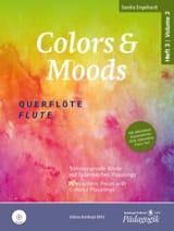 Colors & Moods Flute - Vol. 3 Sandra Engelhardt laflutedepan.com