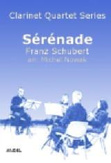 SCHUBERT - Serenade - 4 Klarinetten - Noten - di-arezzo.de