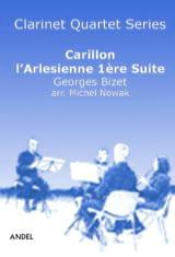 Carillon - L'Arlésienne Suite n° 1 - 4 Clarinettes laflutedepan.com